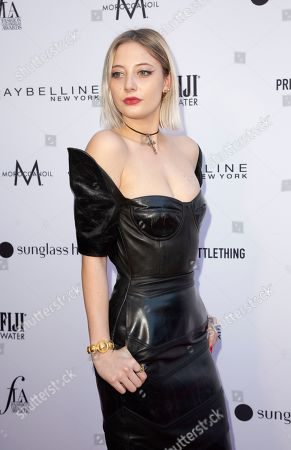 Editorial image of 2019 Daily Front Row's Fashion Los Angeles Awards, Beverly Hills, USA - 17 Mar 2019
