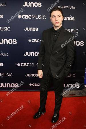 Editorial picture of Juno Awards, Arrivals, Budweiser Gardens, London, Ontario, Canada - 17 Mar 2019
