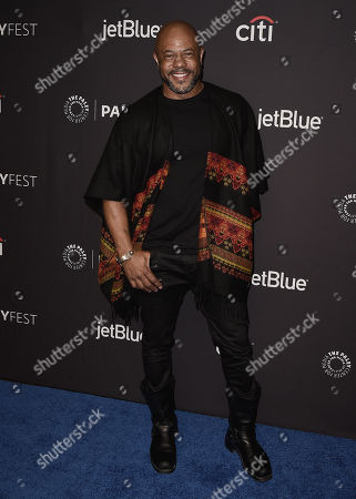 Stock Picture of Rockmond Dunbar