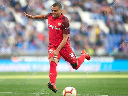 Gabriel Mercado of Sevilla FC