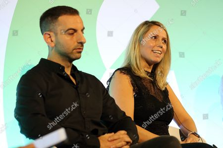 Adam Field (Head of Global Fan Engagement, Chelsea FC) and Emily Young (Head of UK, Takumi)