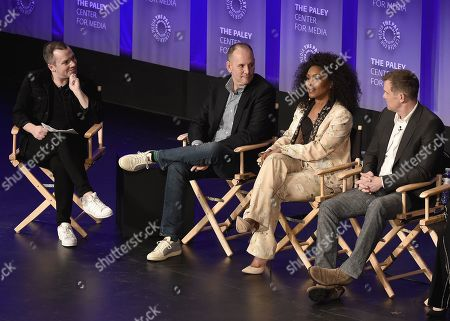 Editorial image of Fox's '9-1-1' TV Show Presentation, Panel, PaleyFest, Los Angeles, USA - 17 Mar 2019
