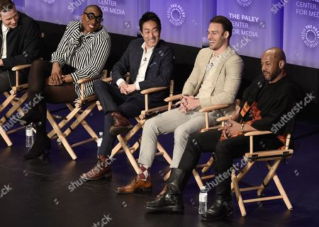 Editorial picture of Fox's '9-1-1' TV Show Presentation, Panel, PaleyFest, Los Angeles, USA - 17 Mar 2019
