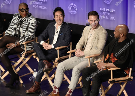 Aisha Hinds, Kenneth Choi. Ryan Guzman, Rockmond Dunbar