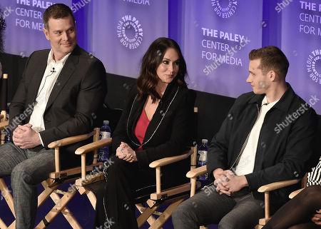 Peter Krause, Jennifer Love Hewitt, Oliver Stack
