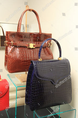 A selection of hand bags