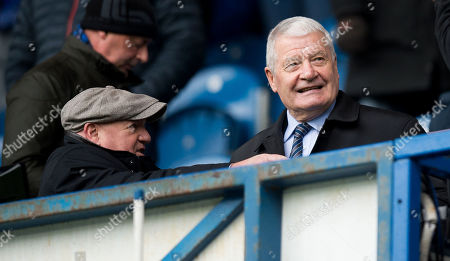 Editorial picture of Glasgow Rangers v Kilmarnock, Scottish Premiership football match, Ibrox Stadium, Glasgow, Scotland, UK - 16 Mar 2019