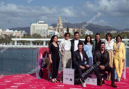 Editorial image of Malaga Film Festival, Spain - 18 Mar 2019