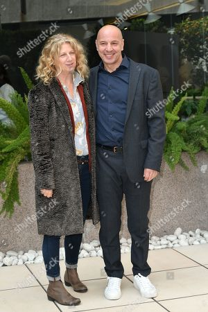 Editorial image of 'Scappo a casa' film photocall, Rome, Italy - 18 Mar 2019