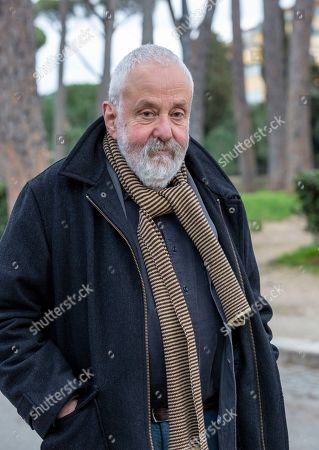 Stock Picture of Mike Leigh