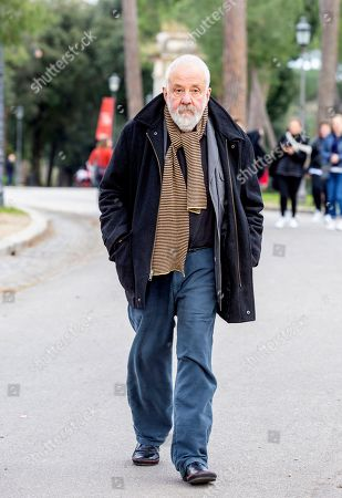 Stock Photo of Mike Leigh