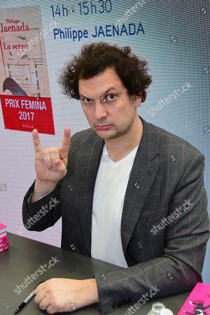 Editorial image of Salon du Livre, Paris, France - 16 Mar 2019