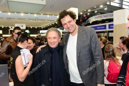 Michel Drucker, Eric Antoine