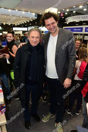 Editorial picture of Salon du Livre, Paris, France - 16 Mar 2019