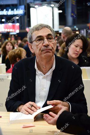 Editorial photo of Salon du Livre, Paris, France - 17 Mar 2019