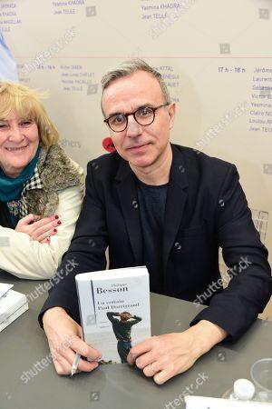 Editorial image of Salon du Livre, Paris, France - 17 Mar 2019