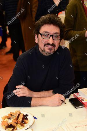 Editorial picture of Salon du Livre, Paris, France - 17 Mar 2019