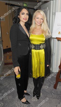 Renu Mehta and Hannah Sandling