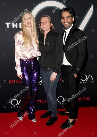 Editorial image of 'The OA Part II' TV Show Premiere, Arrivals, LA County Museum of Art, Los Angeles, USA - 19 Mar 2019