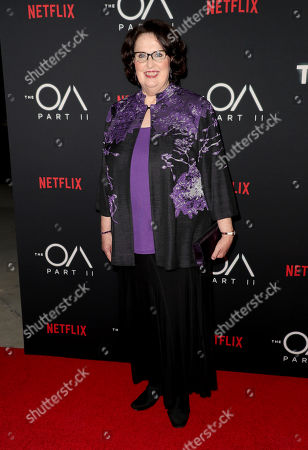 Stock Image of Phyllis Smith