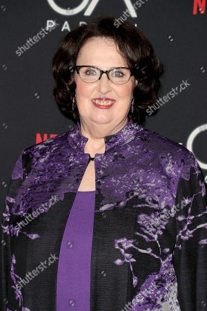 Stock Picture of Phyllis Smith
