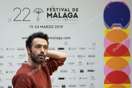 """Rodrigo Sorogoyen attends the premiere of the movie 'Mother', which is presented in the framework of the Five Minutes section of the 22nd Malaga Film Festival, in Malaga, Spain, 18 March 2019. """"Mother"""" is based in the homonymous Sorogoyen's Oscar-nominated short film of 2018, which will be part of the movie."""