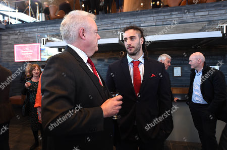 Editorial photo of Wales Rugby Celebration at the Senedd - 18 Mar 2019