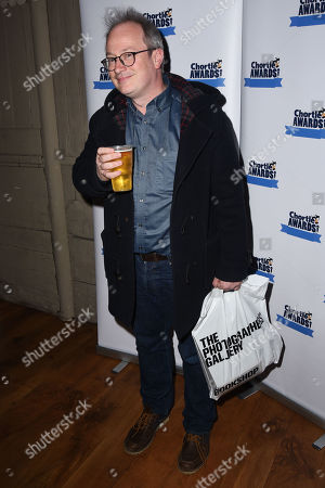 Editorial image of The Chortle Awards, London, UK - 18 Mar 2019