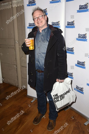 Stock Picture of Robin Ince