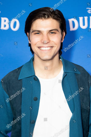 """Editorial picture of Canadian Premiere of """"Dumbo"""", Toronto, Canada - 18 Mar 2019"""