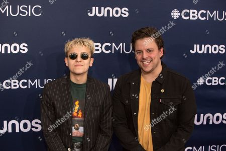 Editorial image of Juno Awards, Arrivals, Budweiser Gardens, London, Ontario, Canada - 17 Mar 2019