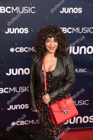 Stock Photo of Julie Nesrallah
