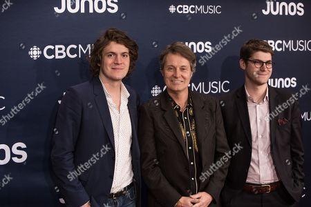 Editorial image of Juno Awards, Arrivals, Budweiser Gardens, London, Ontario, Canada - 17 Mar 2019