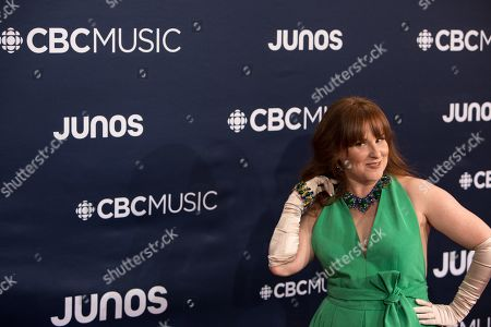 Editorial picture of Juno Awards, Arrivals, Budweiser Gardens, London, Ontario, Canada - 17 Mar 2019