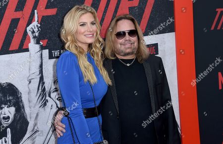"""Editorial photo of World Premiere of """"The Dirt"""", Los Angeles, USA - 18 Mar 2019"""