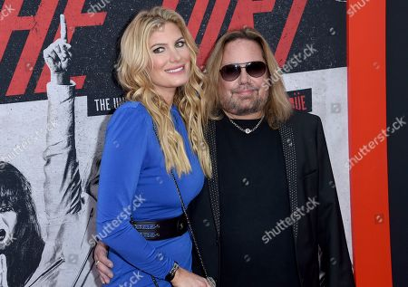 """Editorial image of World Premiere of """"The Dirt"""", Los Angeles, USA - 18 Mar 2019"""