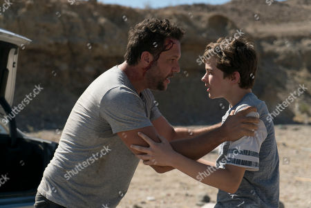 Dane Cook as Charlie and Levi Miller as Leo