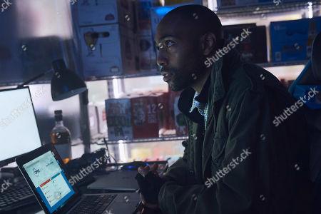 Jeremie Harris as Earl