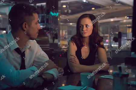 Beau Knapp as Martin and Alexis Bledel as Katie