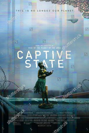 Captive State (2019) Poster Art