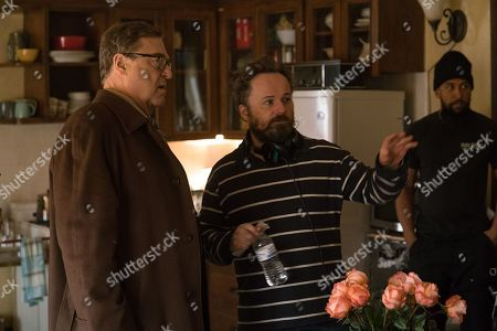 John Goodman as William Mulligan and Rupert Wyatt Director