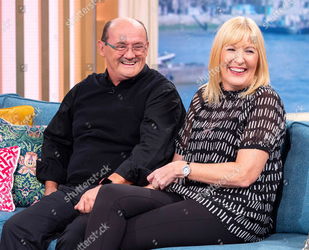 Brendan O'Carroll and Jennifer Gibney