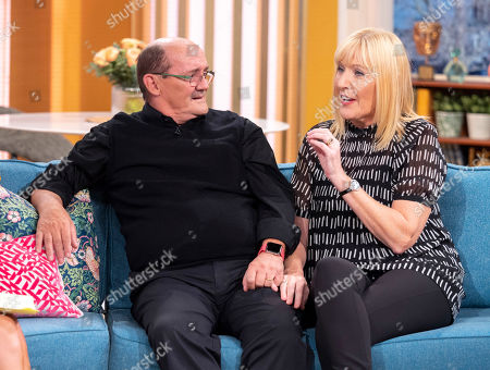 Stock Image of Brendan O'Carroll and Jennifer Gibney