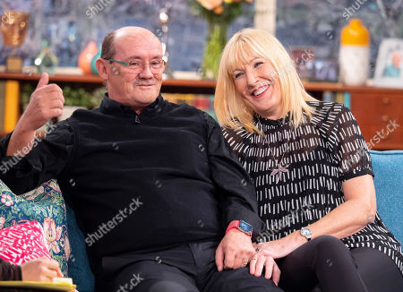 Stock Photo of Brendan O'Carroll and Jennifer Gibney