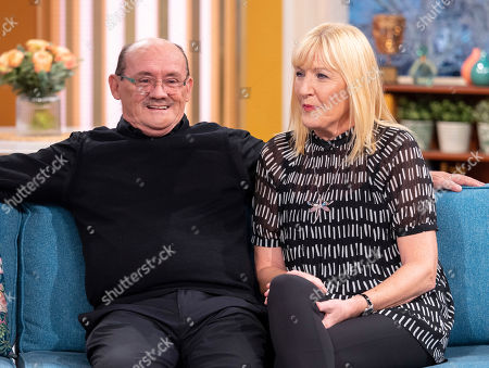 Stock Picture of Brendan O'Carroll and Jennifer Gibney
