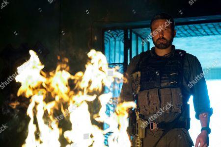 Ben Affleck as Tom 'Redfly' Davis