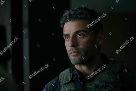 Oscar Isaac as Santiago 'Pope' Garcia