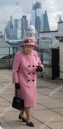 Stock Image of Queen Elizabeth II