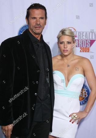 Lorenzo Lamas and daughter Shayne Lamas