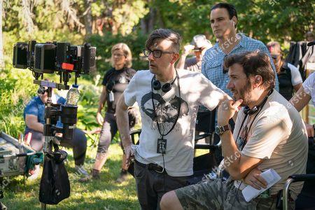 Kevin Kölsch Director, Mark Vahradian Producer and Dennis Widmyer Director